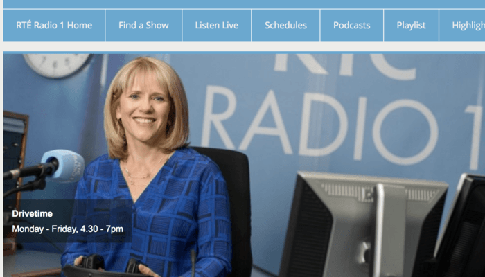 Olivia O'Leary's column on Drivetime about GPs