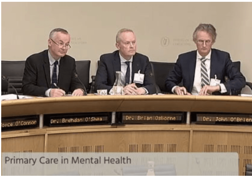 Mental Health Services in Primary Care