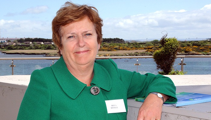 Dr Rita Doyle talks to Dr Mary Short on International Women's Day