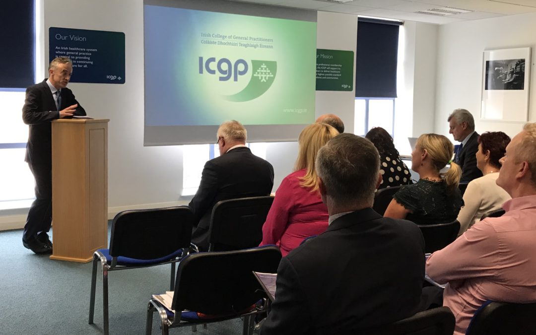 ICGP launches new QRG for diagnosis and management of dementia