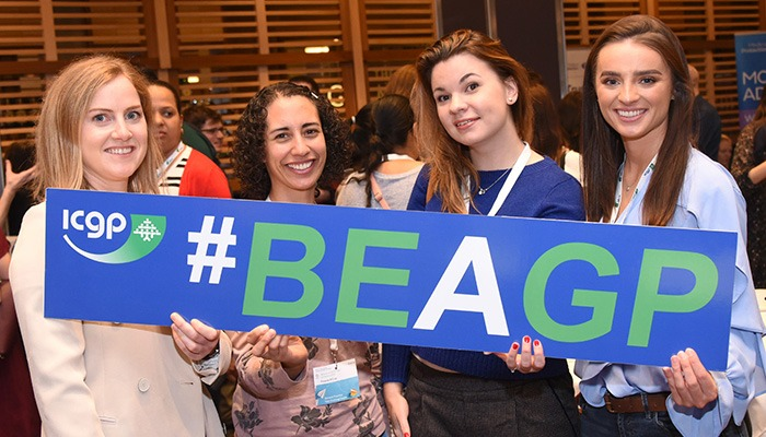 ICGP & Network of Trainee's Conference 2019 Photo Gallery
