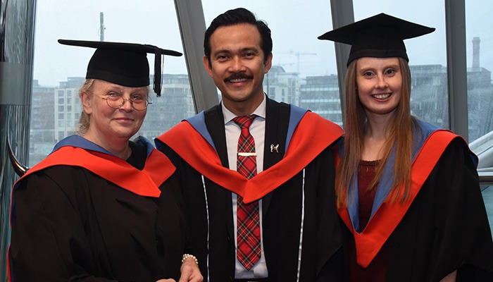 ICGP Graduation Ceremony 2019