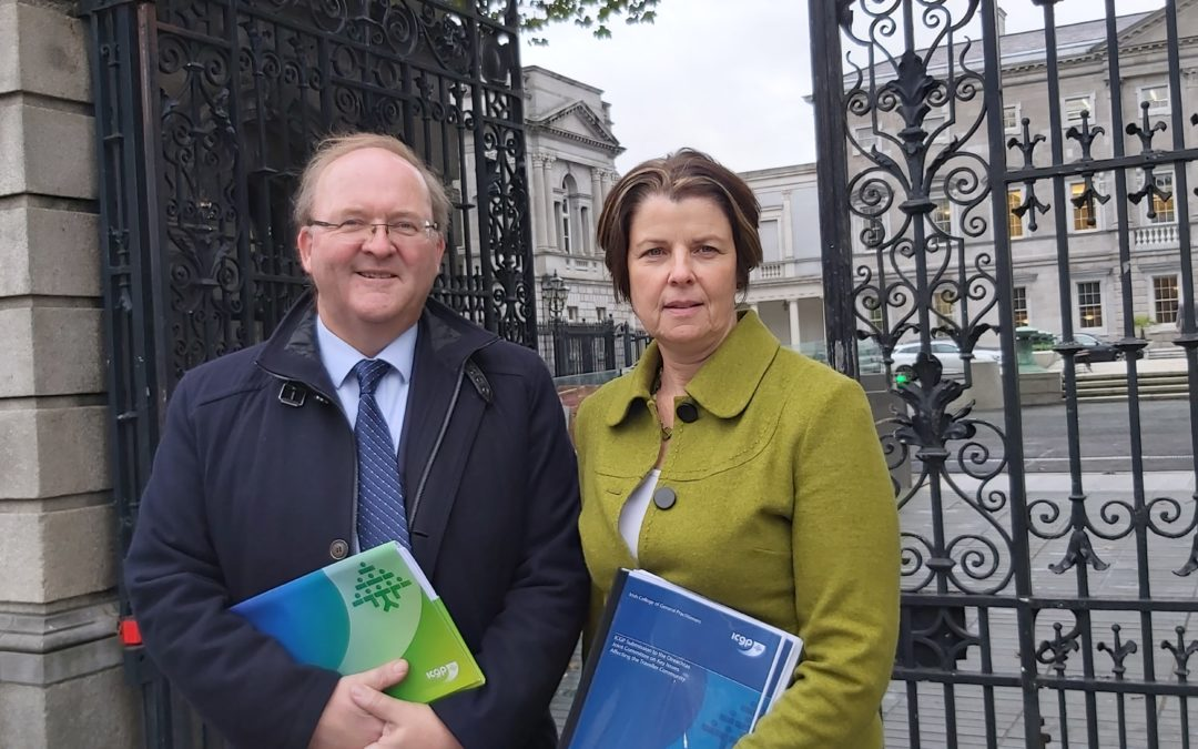 Irish College of General Practitioners calls for more resources to support travellers' health services
