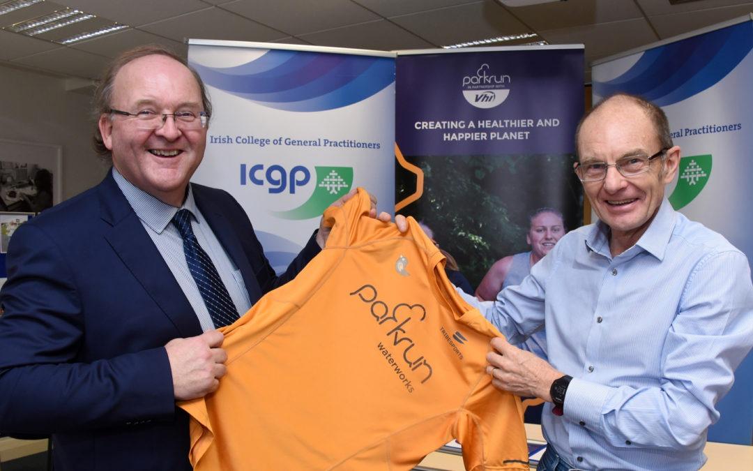 ICGP launches parkrun practice initiative