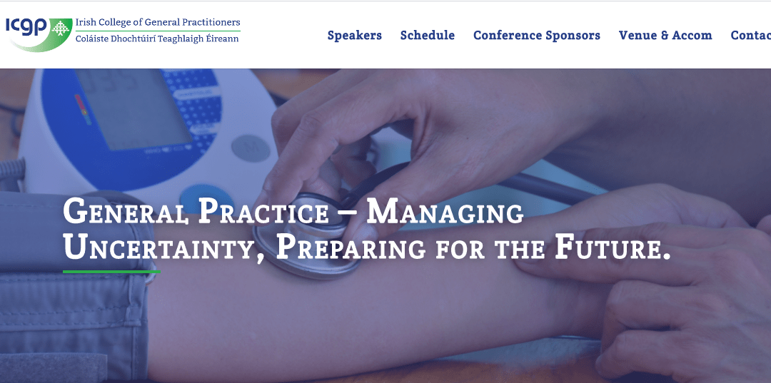 """PRESS RELEASE ICGP's Virtual Winter Meeting discusses """"Managing Uncertainty"""""""